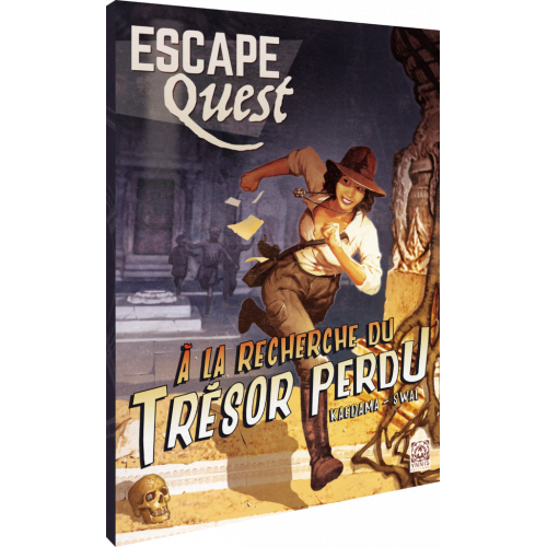 Escape Quest : A la reherche du temple perdu