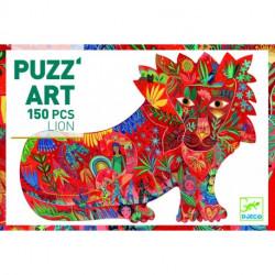 Puzzle : 150 pièces - Lion