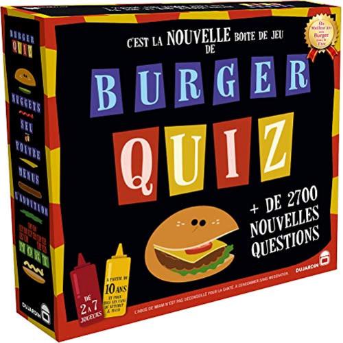Burger Quizz