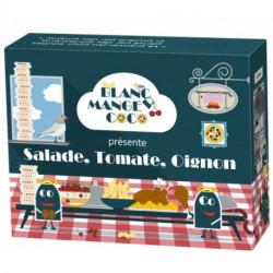Blanc Manger Coco : Salade Tomate Oignon