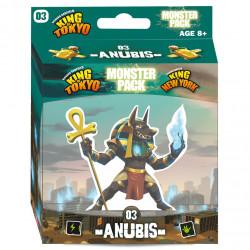 King of Tokyo : Anubis - Monster Pack