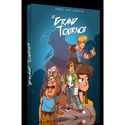 Le Grand Tournoi - la BD dont vous êtes le héros