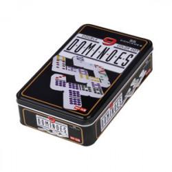 Dominos 9 : Boîte métal