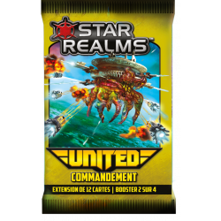 Star Realms : United Commandement