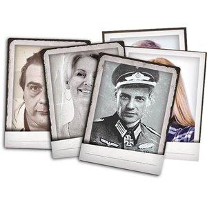 Détective : Portraits Polaroid