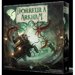 Horreur à Arkham : 3ème édition