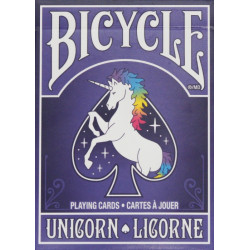 54 Cartes Bicycle Unicorn