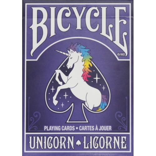 54 Cartes Bicycle Unicorn