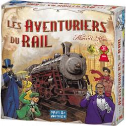 Aventuriers du Rail : USA