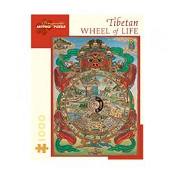Puzzle : 1000 pièces -Tibetan - Wheel of Life