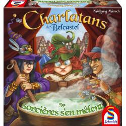 Charlatans de Belcastel : Les Sorcières s'en mêlent