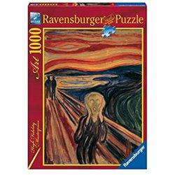 Puzzle : 1000 pièces - Munch - Le Cri