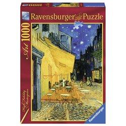 Puzzle : 1000 pièces - Vincent Van Gogh - Terrasse