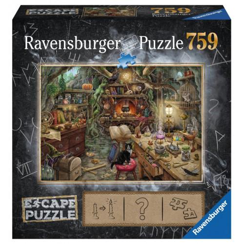 Puzzle : Escape - Cuisine de Sorcière