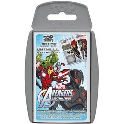Top Trumps : Avengers Infinity Wars