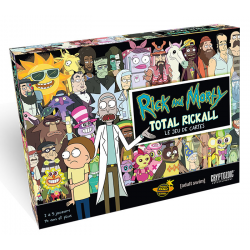 Rick & Morty : Total Rickall