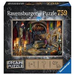 Puzzle : Escape - La Chambre du Vampire