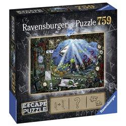 Escape Puzzle : Sous l'eau