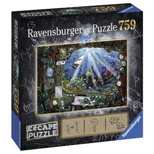 Puzzle : Escape - Sous l'Eau