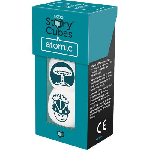 Story Cubes : Atomic