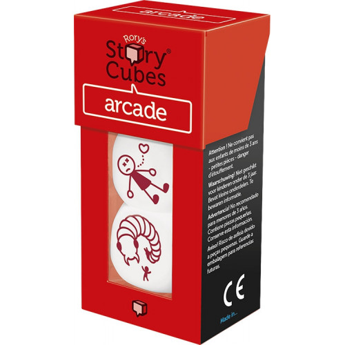 Story Cube Mix : Arcade