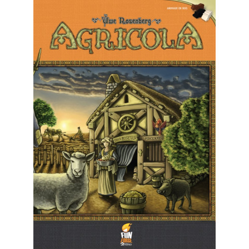 Agricola : Edition 10 ans