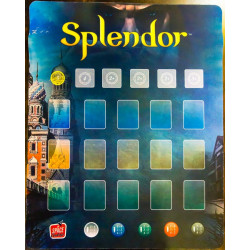 Splendor : Playmat Jeu de base & extensions