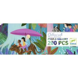 Puzzle : 200 pièces - Children's Walk