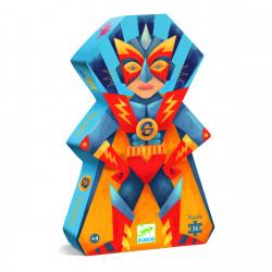 Puzzle : 36 pièces - Laser Boy