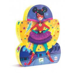 Puzzle : 36 pièces - Super Star