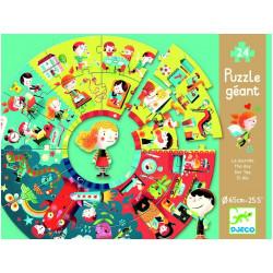 Puzzle Géant : 24 pièces - La Journée
