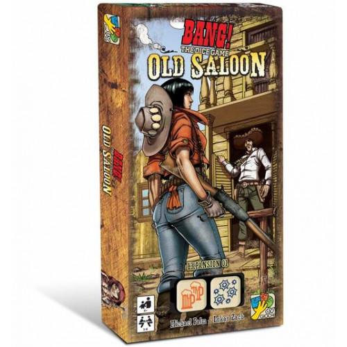 Bang! Le Jeu de dés : Old Saloon