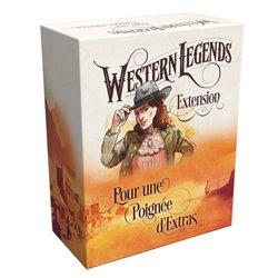 Western Legend : Pour une poignée d'extras