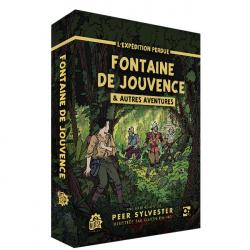 Expédition Perdue : Fontaine de Jouvence