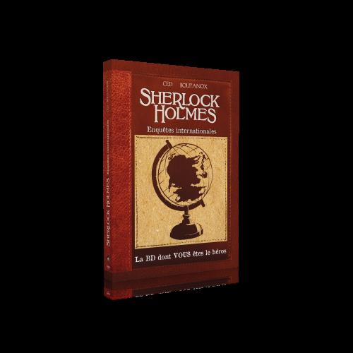 Sherlock Holmes : La BD dont vous êtes le Héros - Tome 6