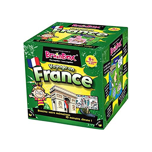 Brain Box : Voyage en France
