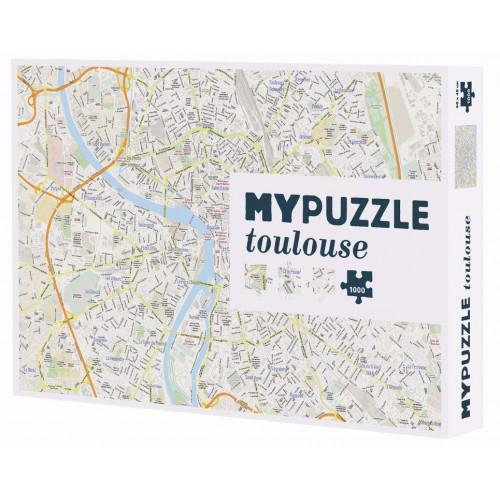 Puzzle : 1000 pièces : My Toulouse