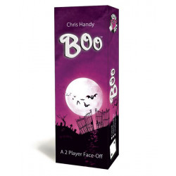 Chewing Games : Boo