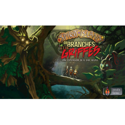 Spirit Island Branch & Claw