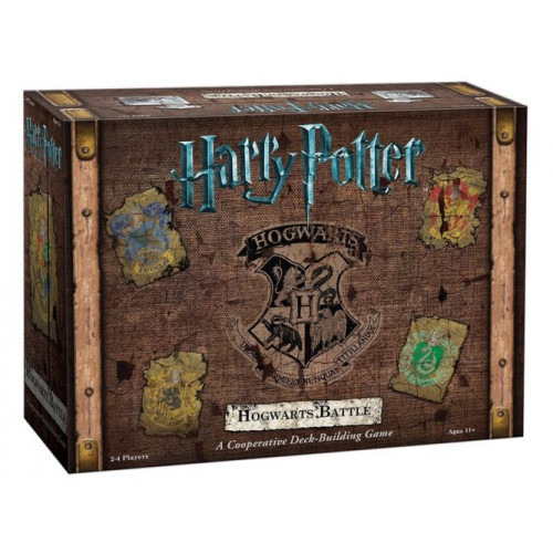 Harry Potter Hogwart's Battle