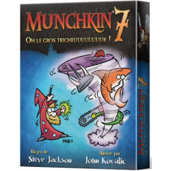 Munchkin 7 : Oh le gros tricheur
