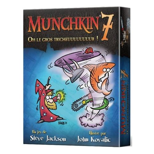 Munchkin 7 : Oh le gros tricheur