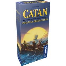 Catan : Pirates et Découvreurs 5/6 joueurs