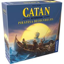 Catan : Pirates et Découvreurs
