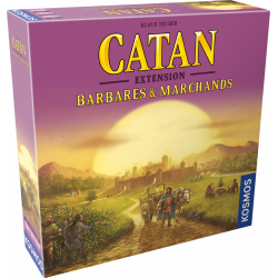 Catane : Barbares & Marchands