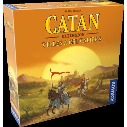 Catane : Villes et Chevaliers
