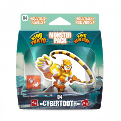 King of Tokyo / New York : Cybertooth