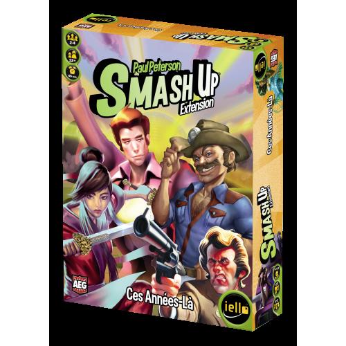 Smash Up : ces années là