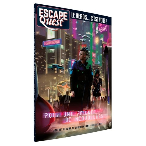 Escape Quest 5 : pour une poignée de néodollars