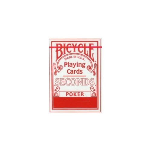54 Cartes Bicycle Seconds
